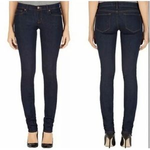 NEW J Brand Skinny Jeans Size 29 Ink 'The Pencil'